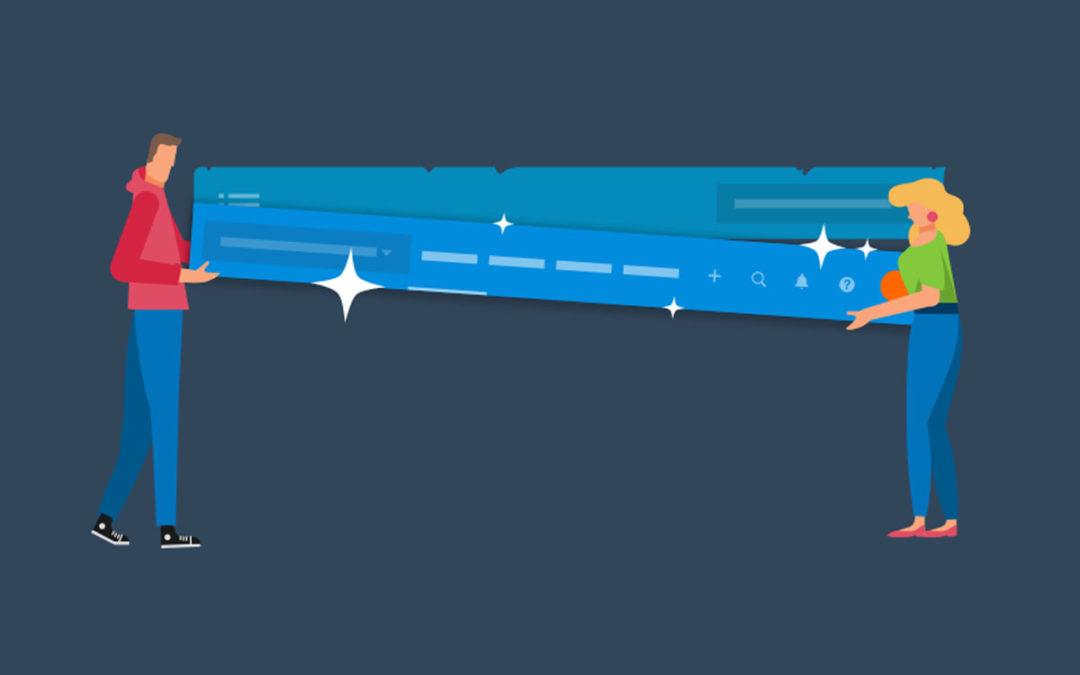 Presenting The All-New Xero UI Navigation