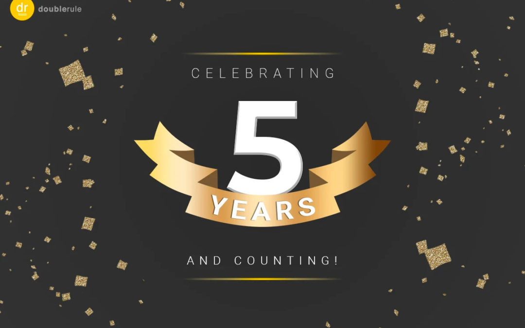 Double Rule's 5th Anniversary