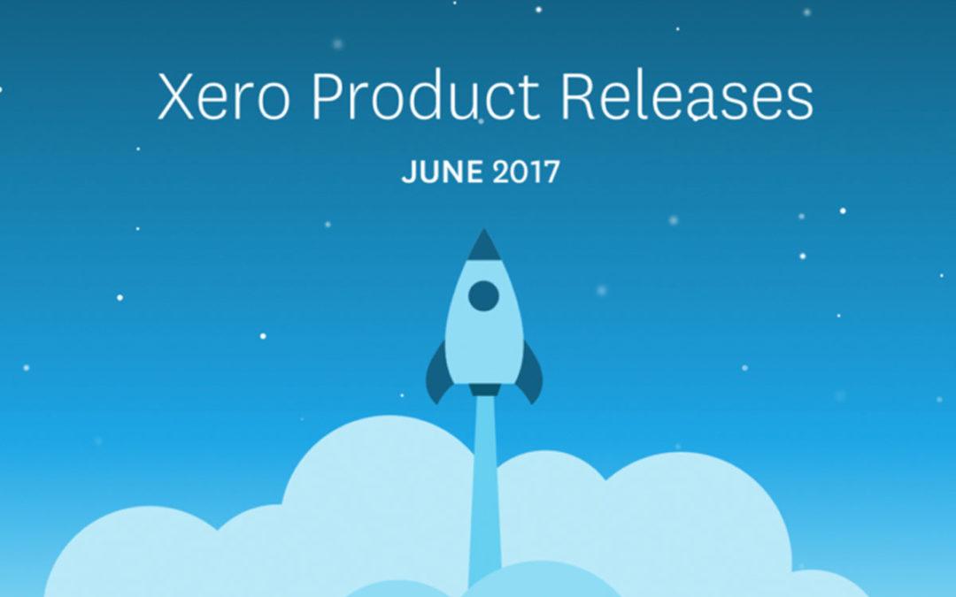 June 2017 Xero Feature Roundup